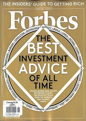 THE FORBES 2014 INVESTMENT GUIDE