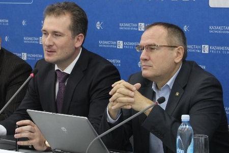 КОНСТАНТИН ГОРОЖАНКИН и АЛЕКСАНДР ЛЯХОВ